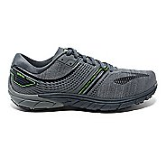 Mens Brooks  PureCadence 6 Running Shoe - Castle Rock/Black 8.5