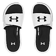 Under Armour Ignite V SL Sandals Shoe - White 6Y