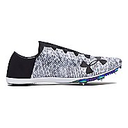 Under Armour Speedform Miler Pro Track and Field Shoe - White 6