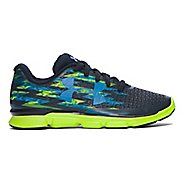 Under Armour Clutchfit Rebelspeed GR  Running Shoe - Blue Drift/Yellow 11.5C