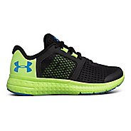Kids Under Armour Micro G Fuel RN Running Shoe - Team Royal/White 3Y