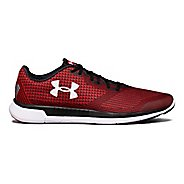 Mens Under Armour Charged Lightning Running Shoe - Red/Black 9.5