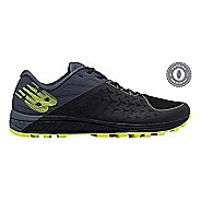 Mens New Balance Vazee Summit v2 Trail Running Shoe - Black/Green 12