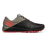 Mens New Balance Vazee Summit v2 Trail Running Shoe - Black/Military Green 10.5