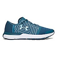 Womens Under Armour Speedform Gemini 3  Running Shoe - Marlin Blue 5.5