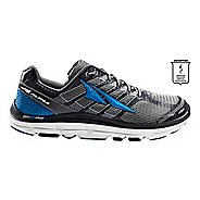 Mens Altra Provision 3.0 Running Shoe - Charcoal/Blue 8.5