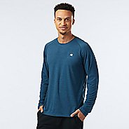 Mens R-Gear Training Day Long Sleeve Technical Tops - Ink Jet XL