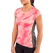 Womens Altra Running Tee Short Sleeve Technical Tops