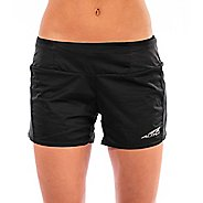 Womens Altra Trail Unlined Shorts