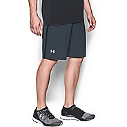 "Mens Under Armour Launch SW 9"" Lined Shorts"