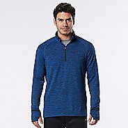 Mens R-Gear Fired Up Thermal Half-Zips & Hoodies Technical Tops - Cobalt/Black XL