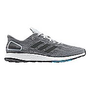 Mens adidas PureBoost DPR Running Shoe - Grey/Black 8.5