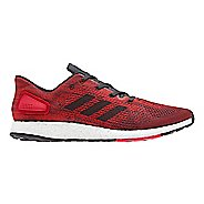Mens adidas PureBoost DPR Running Shoe - Red/Black 10