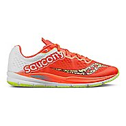 Womens Saucony Fastwitch 8 Running Shoe - Coral Citron 10