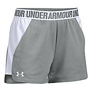 Womens Under Armour Play Up 2.0 Lined Shorts