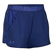 Womens Under Armour Play Up 2.0 Printed Lined Shorts
