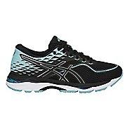 Womens ASICS GEL-Cumulus 19 Running Shoe - Black/Blue 5