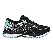 Womens ASICS GEL-Cumulus 19 Running Shoe - Black/Blue 9
