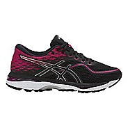 Womens ASICS GEL-Cumulus 19 Running Shoe - Pink/Black 8