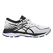 Womens ASICS GEL-Cumulus 19 Running Shoe - White/Black 6
