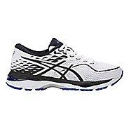Womens ASICS GEL-Cumulus 19 Running Shoe - White/Black 9.5