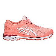 Womens ASICS GEL-Kayano 24 Running Shoe - Seashell Pink 7