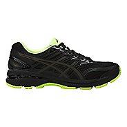 Mens ASICS GT-2000 5 Lite-Show Running Shoe - Black/Yellow 8.5