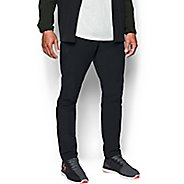 Mens Under Armour WG Woven Pants - Black 3XL