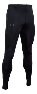 Mens Under Armour ColdGear Reactor Run Tights & Leggings Pants