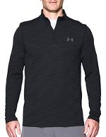 Mens Under Armour Threadborne Seamless 1/4 Zip Half-Zips & Hoodies Technical Tops