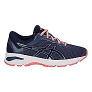 Kids ASICS GT-1000 6 Running Shoe - Blue/Pink 5Y