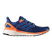 Mens adidas Energy Boost Running Shoe - Royal/Orange 10