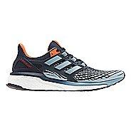 Mens adidas Energy Boost Running Shoe - Navy/Grey 12.5