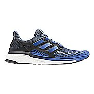 Mens adidas Energy Boost Running Shoe - Blue/Black 8.5