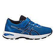 Kids ASICS GT-1000 6 Running Shoe - Blue/Black 2.5Y