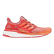 Womens adidas Energy Boost Running Shoe - Orange 9.5