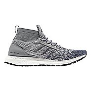 Mens adidas Ultra Boost ATR Running Shoe - Grey/Indigo 9