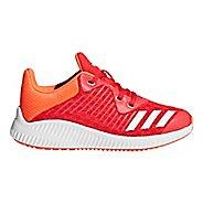 Kids adidas FortaRun Running Shoe - Red/White/Orange 3Y