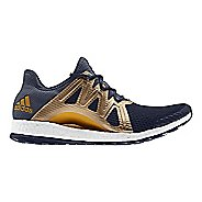 Womens adidas PureBoost Xpose Running Shoe - Navy/Gold 10