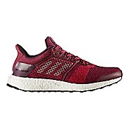 Womens adidas Ultra Boost ST Running Shoe - Mystery Ruby 9.5
