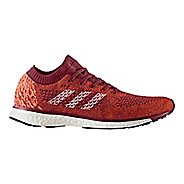 Mens adidas adizero Primeknit LTD Running Shoe - Burgundy/White 12