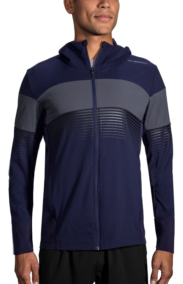 Mens Brooks Canopy Running Jackets At Road Runner Sports