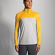 Mens Brooks Dash Half-Zips & Hoodies Technical Tops