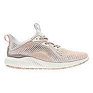 Womens adidas AlphaBounce EM Running Shoe - Ash Pearl 9