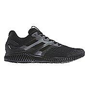 Mens adidas AeroBounce Running Shoe - Black/Black 8