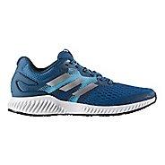 Mens adidas AeroBounce Running Shoe - Royal/Silver 11.5