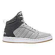 Womens adidas CloudFoam Super Hoops Mid Casual Shoe