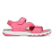 Womens Ryka Dominica Sandals Shoe - Coral/Grey 10