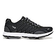 Womens Ryka Dominion Walking Shoe - Black/White 8.5