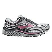 Womens Brooks Glycerin 15 Running Shoe - Silver/Rose 5.5